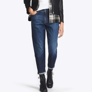Uniqlo slim boyfriend jeans